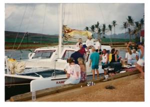 sail Kauai